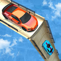 Icône de Mega Ramp Car Racing :  Impossible Tracks 3D