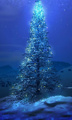 3D Christmas Live Wallpaper Android - Free Download 3D Christmas ...