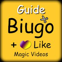 Guide For Biugo And Like App : Magic Video Editor apk icon