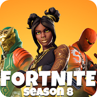 Icône de Battle Royale Season 8 HD Wallpapers