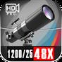 Kính viễn vọng zoom cực 48x camera 127EQ 1.0.4