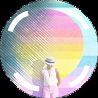 Ícone do Image Blur Editor 2019