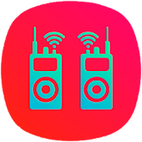 Wifi Walkie Talkie - Android Caller Walkie Talkie Simgesi