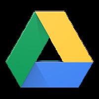 Icône de Google Drive