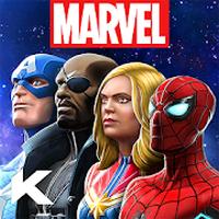 Icono de Marvel Batalla de Superhéroes