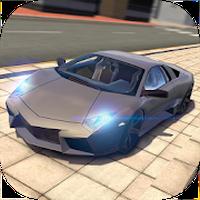 Extreme Car Driving Simulator Simgesi