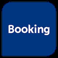 Booking.com Otel Rezervasyonu Simgesi