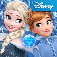 Frozen Free Fall Simgesi