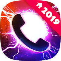 Icône de Color Flash Launcher - Call Screen, Themes