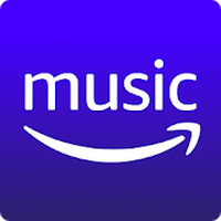 Amazon Music with Prime Music icon