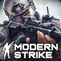 Modern Strike Online Simgesi