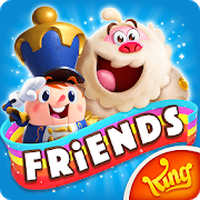 Icône de Candy Crush Friends Saga