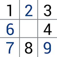 Ícone do Sudoku - Classic Logic Puzzle Game