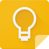 Ícone do Google Keep - notas e listas