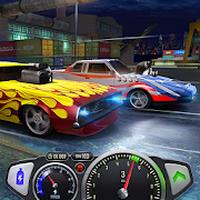 Top Speed: Drag & Fast Street Racing 3D Simgesi