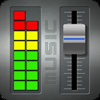 Music Volume EQ + Bass Booster Simgesi