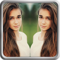Mirror Image Face Live Camera Photo Editor icon