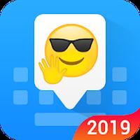 Ícone do Teclado Facemoji+Emoji & GIFs