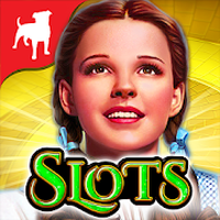 Wizard of Oz Free Slots Casino Simgesi