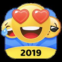 Emoji Keyboard - Cute Emoticons Simgesi