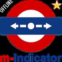 Icône de m-Indicator- Indian Rail MSRTC