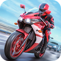 Racing Fever: Moto Simgesi