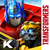 TRANSFORMERS: Forged to Fight Simgesi