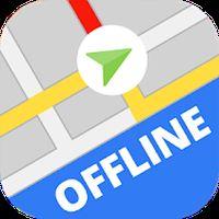 Offline Maps & Navigation 2017 APK icon