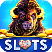 Heart of Vegas Casino Slot 777 Simgesi