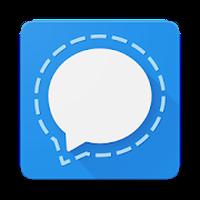 Icône de Signal Private Messenger