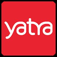 Yatra- Flight Hotel Bus Train icon