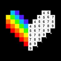 Number Darw - Sandbox Coloring Simgesi