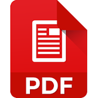 Ícone do PDF Reader – PDF Editor 2018