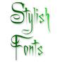 Stylish Fonts 1.30