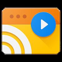 Ícone do Web Video Caster (Chromecast)