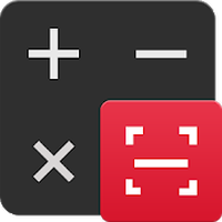 Ícone do Math Calculator-Solve problems by taking photo