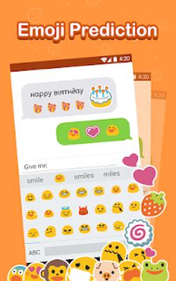Emoji Keyboard Cute Emoticon Image
