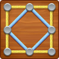 Icône de Line Puzzle: String Art