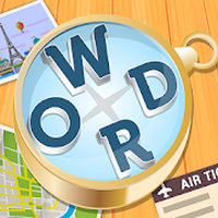 Biểu tượng WordTrip - Best free word games - No wifi games
