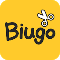 Biugo— Magic Effects Video Editor & Photo Cutout 아이콘