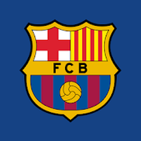 FC Barcelona Official App Simgesi