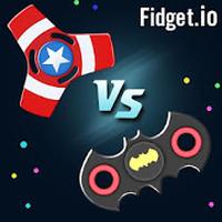 ไอคอนของ Fidget Spinner .io