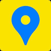 다음지도, 길찾기, 지하철, 버스 - Daum Maps 아이콘