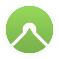 Komoot — Cycling & Hiking Maps icon
