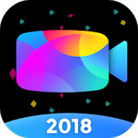 Video.me - Video Editor, Video Maker, Effects Simgesi