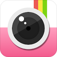 Icono de Candy Selfie Camera Lite