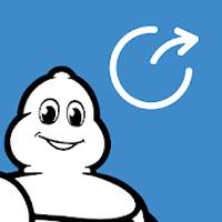 Icône de ViaMichelin - Iti et Cartes