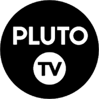 Ícone do Pluto TV: TV for the Internet