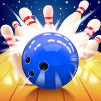 Galaxy Bowling 3D Free Simgesi