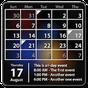 Calendar Widget Month + Agenda 1.30
